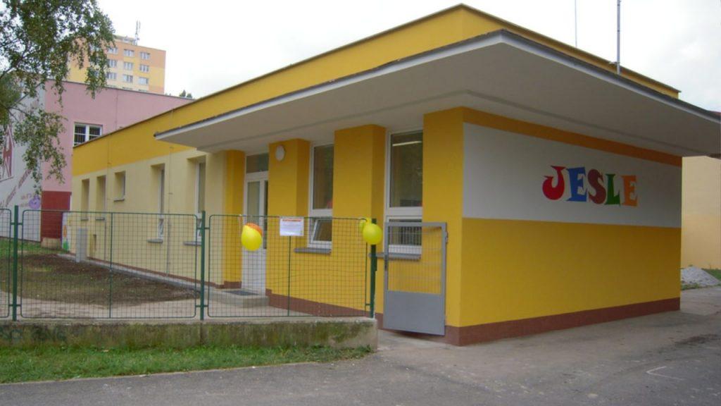 Jesle Čéčova České Budějovice